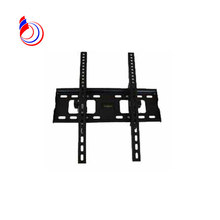 Fixe lcd plasma tv support mural rétractable tv pince support RL010