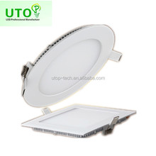 OEM /ODM service led slim panel light 5w with CE ROHS