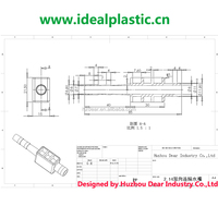 3D Professional Plastic Manufacturing FREE AutoCAD Drawings