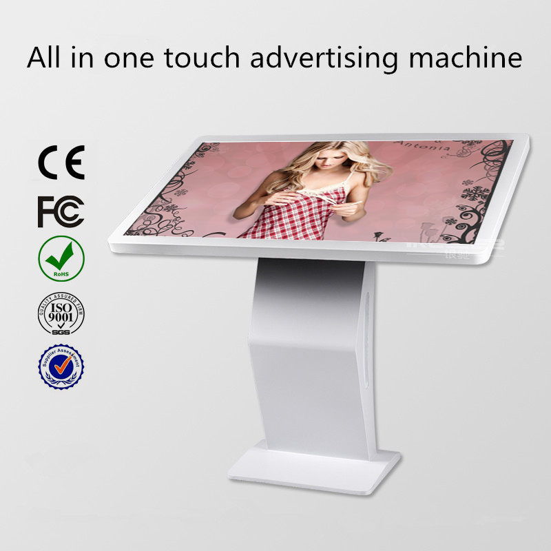 Alibaba New Products 55 Inch Floor Standing LCD Advertising Display 55 Inch LED TV