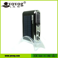 Folk design solid ABS material electronic solar air freshener