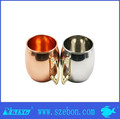 HOT sales mule cup copper plated stainless steel beer mug