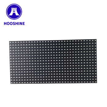 P10 outdoor SMD white color led modules 320*160