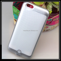 Smooth TPU soft skin cell phone shell, sublimation phone case ,light up phone cover for iphone