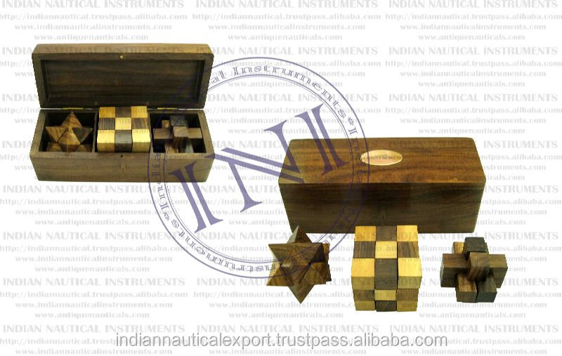 Multiple Type Puzzle Game, Wooden Puzzle Games, Wooden Miscellaneous Game