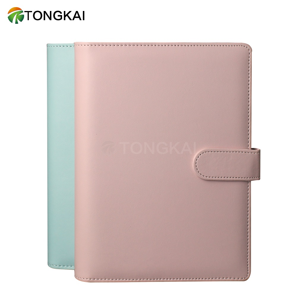 Customized Notebook Imitation Leather A5 Planner Loose Leaf Binder