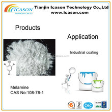 For Melamine Formaldehyde Moulding Powder with high purity 99.8% cas 108-78-1
