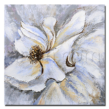 China Factory Flower Painting Wall Pictures for Living Room