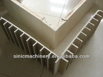 plastic formwork panel for concrete casting