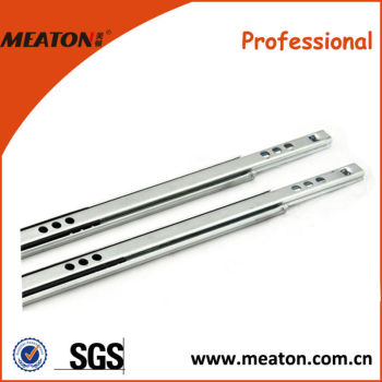 Top quality 18 years factory half extension drawer slide channel