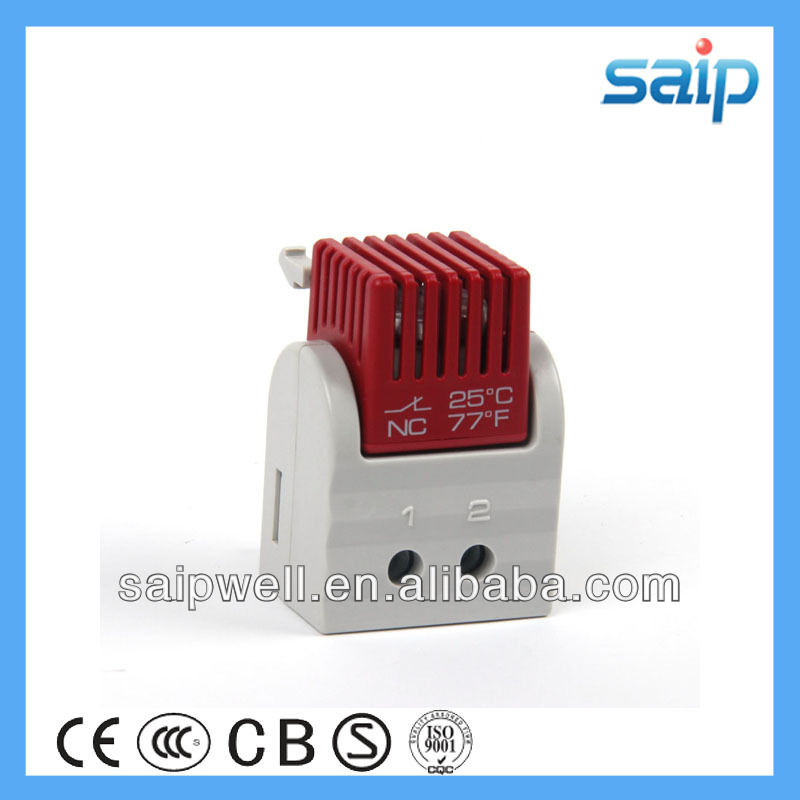 FTO 011 Small Compact Hotel Room Thermostat with Switching AC120V/250V DC30W( 100,000 cycles)
