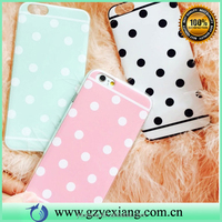 Hot selling wave point plastic hard case for iphone 4 pc back phone cover case