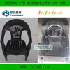 high quality customer made baby plastic folding chair mould