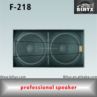 "Pro Subwoofer Audio F-218/Dual18""High Power 1200W Woofer Speaker/Hot Sale Stage Subwoofer"