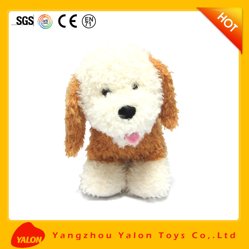 Cheap cuddly Promotional plush pokemon dog toy