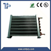 Refrigeration Water Cooled Condenser/Copper Tube Aluminum Fin Condenser