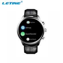 Wholesale New Unisex Luxury Hand Watch Mobile Phone 4G Android Google GPS MAP Bluetooth Wifi Smart Watch Phone