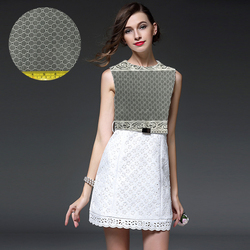 China suppliers new african discount white lace trim online shopping