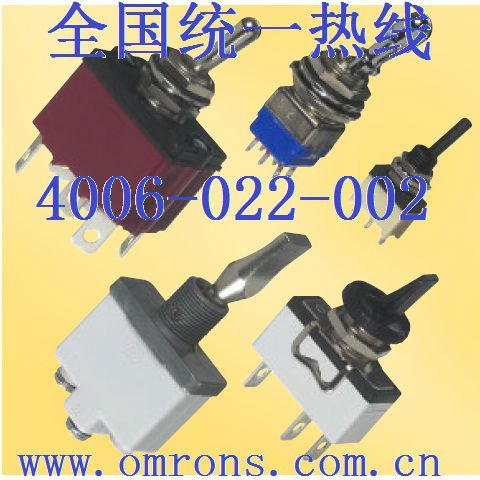 High performance industrial toggle switch Apem components environmentally sealed IP67 waterproof switch