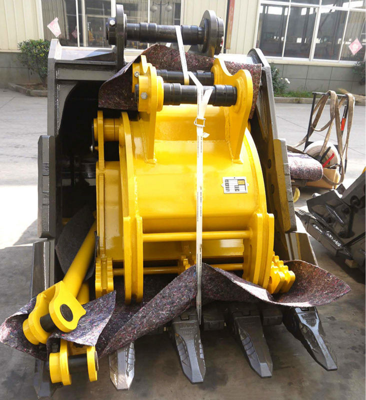 PC200 mechanical grab package-2