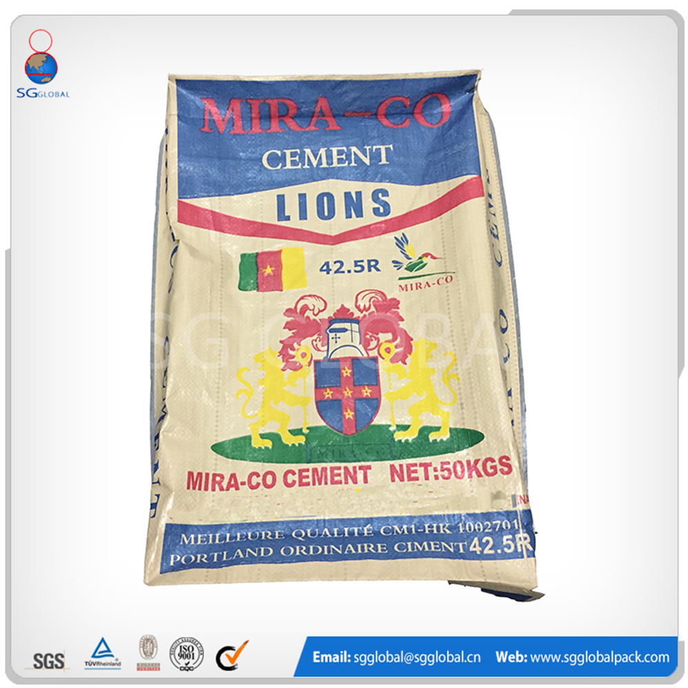 China Super Quality Empty PP Cement Bag