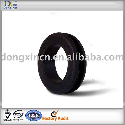 Customizing molded EPDM synthetic rubber product