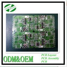 Electronic motherboard Fast prototype pcb connector 2.5mm pitch