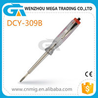 Screwdriver Type Electric Voltage Tester for Wholesale