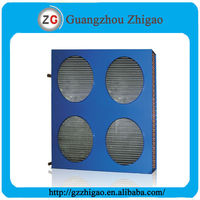 20HP double fans freezing condenser coil/condenser for condensing unit