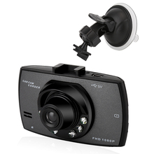 G30 2.2 Inch Invisible Dashboard Vehicle Car Camera with Car Video DVR Recorder 90 Degree Wide Angle Lens DashCam