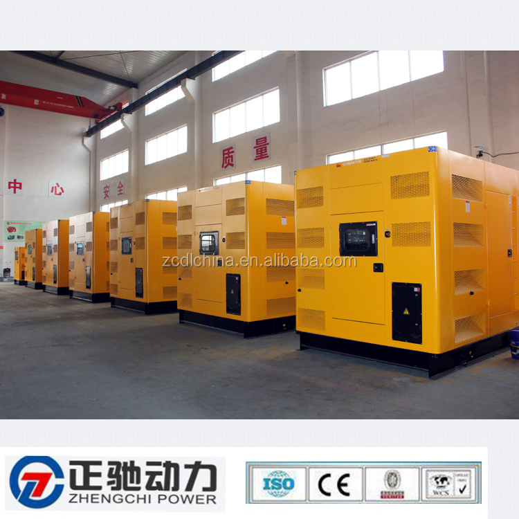 50Hz/60Hz 200kva diesel generator price, powered by cummins 6CTA8.3-G2