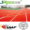 Wholesale rubber flooring IAAF 13mm Athletic Running Track