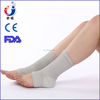 Sports professional bamboo charcoal ankle support brace ankle sleeve foot sock with popular color (ZA-01S)