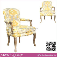 RQ-201462 Hot Sale 2015 New Trend French Wooden Dining Chair