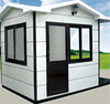 China low cost modern prefab homes shipping container homes for sale container house