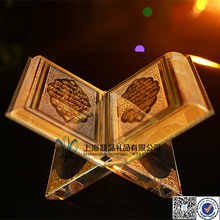 Crytsal Souvenir Holy Quran Model