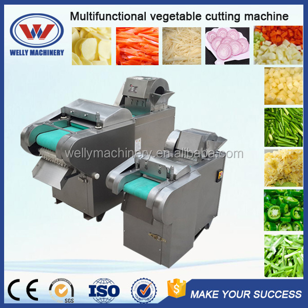 Factory directly price automatic vegetable slicer shredder dicer chopper for the restaurant