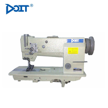 DT4420 Double needle heavy duty compound feed industrial straight walking foot industrial sewing machine