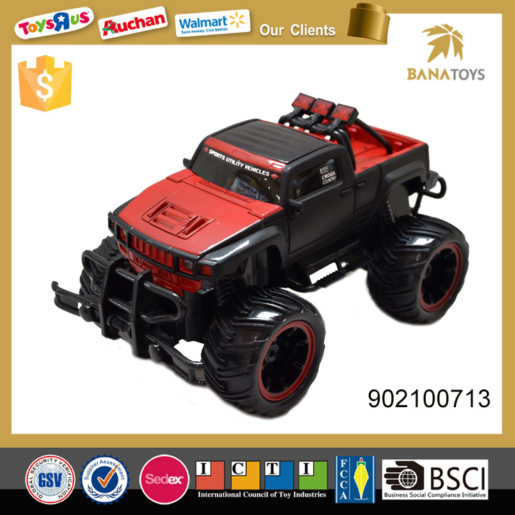 High quality diecast friction remote control car