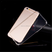 Transparent Mobile Accessories Fashion Cheap Smartphone Case for Phone 6