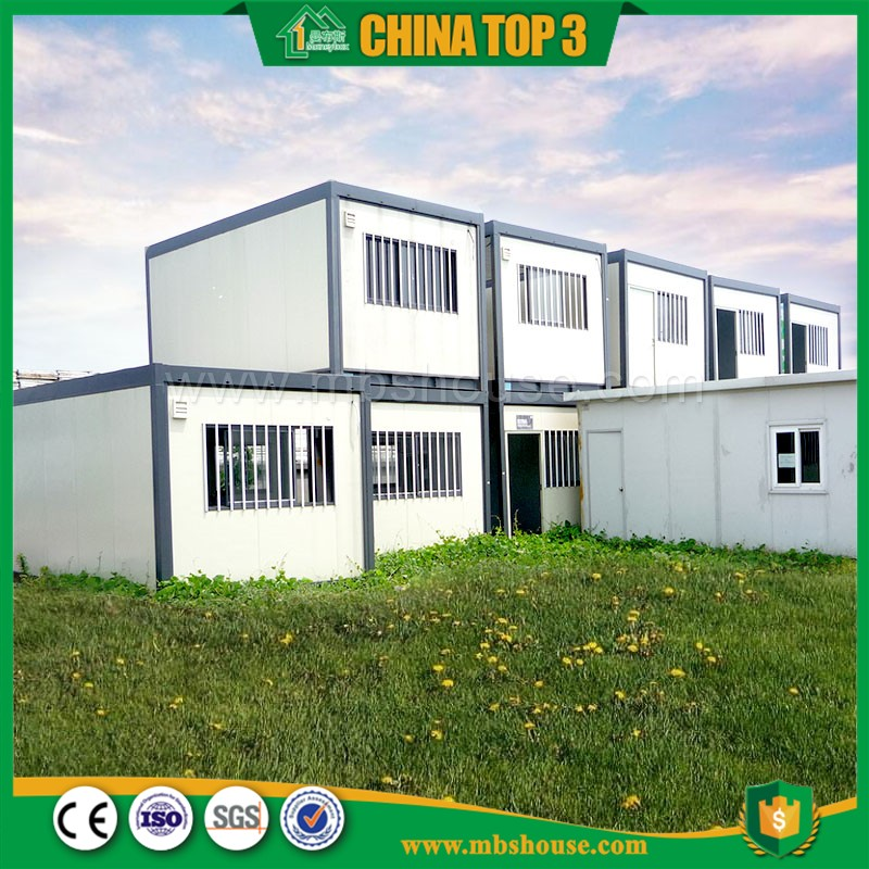 Moneybox Modular House Two-Storey Practical Luxury Movable Prefab Container House Shop /Office