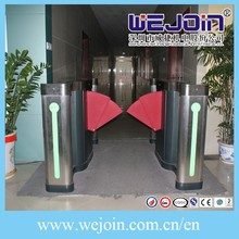 Pedestrian Flap barrier Gate For Access Control