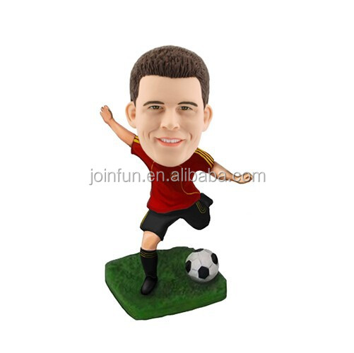 custom plastic miniature human figure,plastic miniature football figures,small plastic toy figures football player