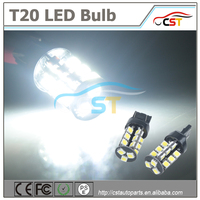 New Item Auto Light Brake Lamp T20 S25 7440 7443 3156 3157 1156 1157 27SMD 5050 with CE ROHS