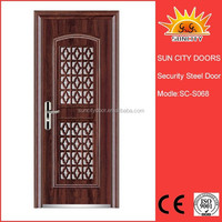 Good quality security iron grill door SC-S068