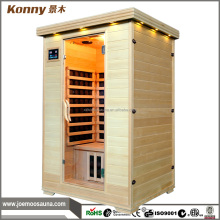 new wooden Famliy use traditional dry sauna house (JM-200-TU-H)