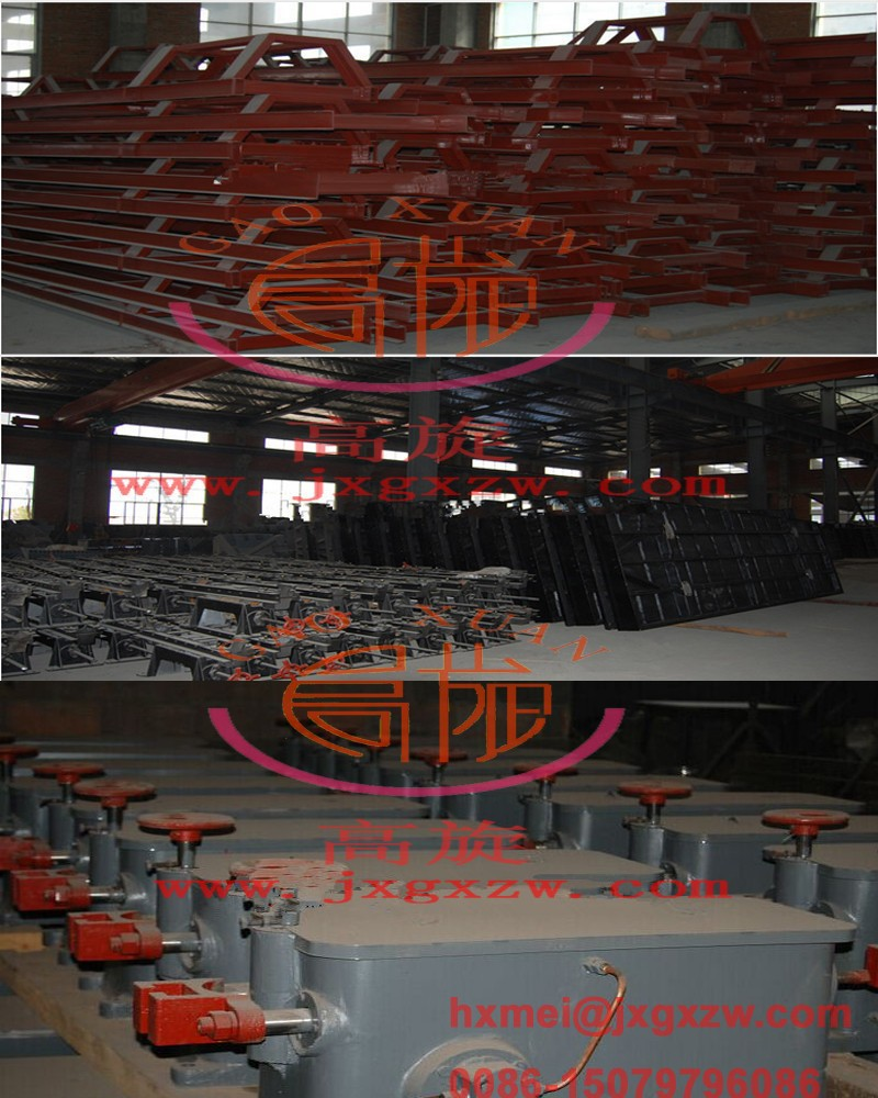 Shaking table spare parts/6s shaker table wearing parts for placer gold mines plant