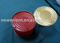 Bright Red Color Canned 28-30% Tomato Paste