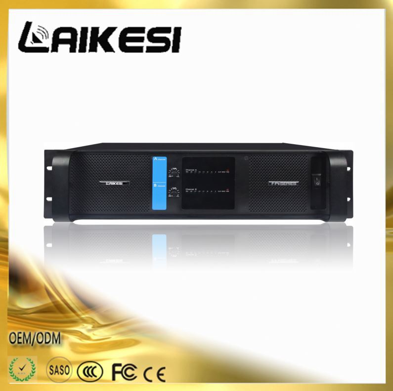 wholesale High watt 4 channel power amplifier