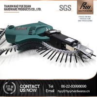 Professional 3-purpose Staple Gun Tacker with nails